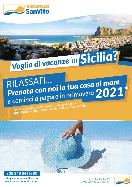 Le tue vacanze in Sicilia ad un Prezzo speciale